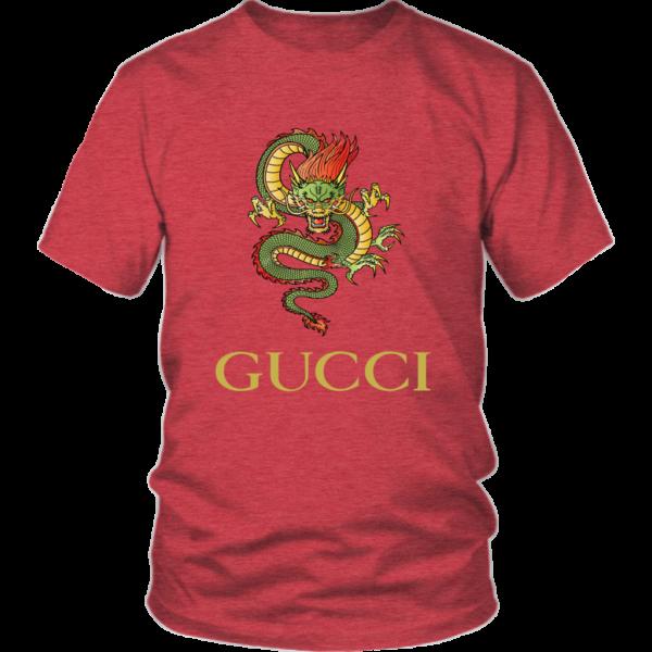Gucci Dragon  Editon Unisex Shirt