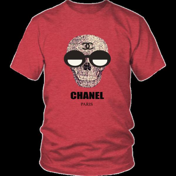Chanel Skull Logo Unisex Shirt