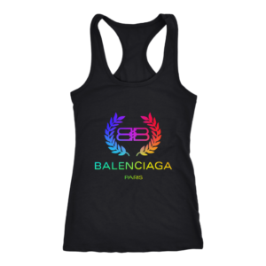 Balenciaga Logo Premium Women's Tank Top
