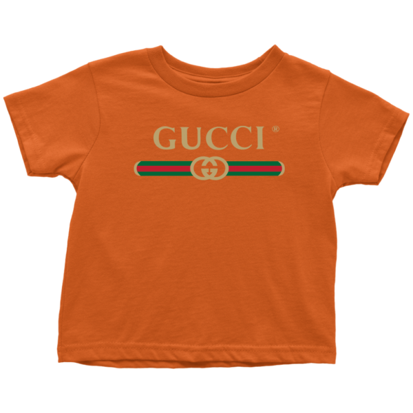 Gucci Logo 2021 Toddler T-Shirt