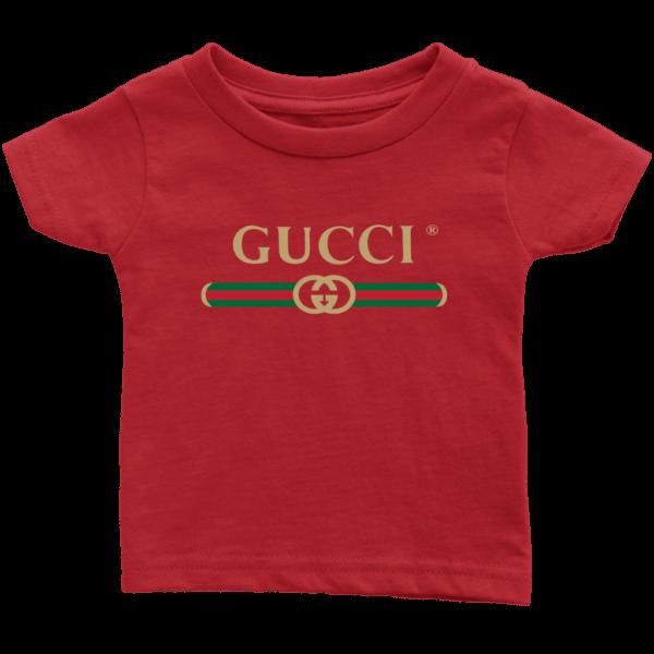Gucci Logo 2021 Infant T-Shirt