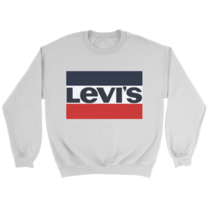 Levis Logo Crewneck Sweatshirt