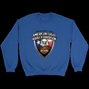 American Eagle Harley Davidson Sweatshirt