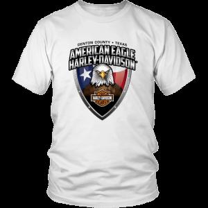 American Eagle Harley Davidson Unisex Shirt