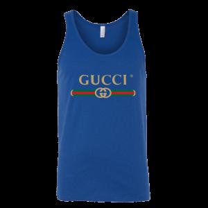 Gucci Logo 2022 Unisex Tank Top