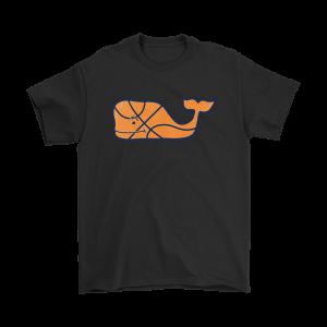 Vineyard Vines Basketball Character Whale Pocket Mens T-Shirt