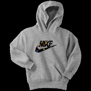Nike Logo x Louis Vuitton Youth Hoodie