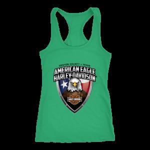 American Eagle Harley Davidson Women's Tank Top